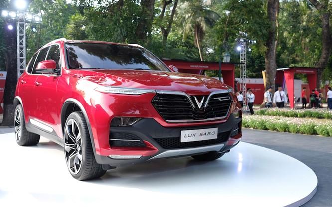 VinFast chốt giá bán bộ 3 mẫu ô tô, mạnh tay ưu đãi cho đợt bán đầu tiên ảnh 4