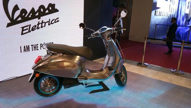Xe máy điện Vespa Elettrica và những mẫu xe mà Piaggio sắp đưa về Việt Nam ảnh 2