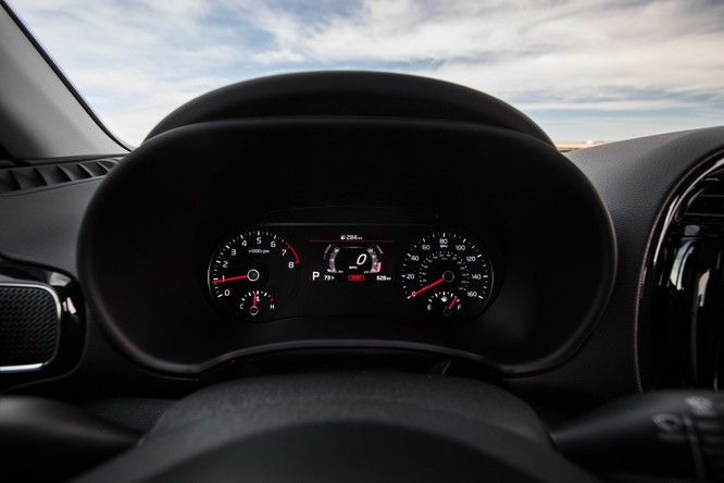 Kia Soul 2020 thế hệ mới: Cá tính hơn, hệ truyền động như Hyundai Kona ảnh 8