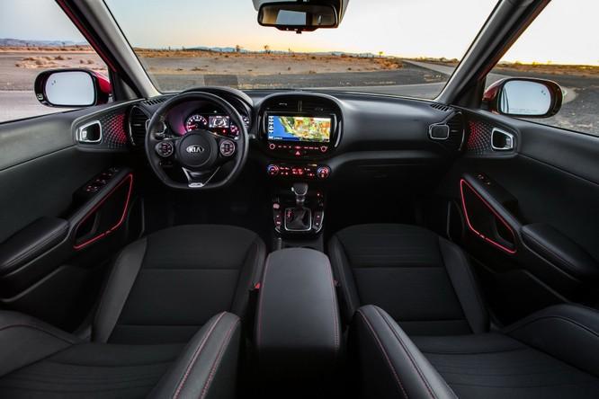 Kia Soul 2020 thế hệ mới: Cá tính hơn, hệ truyền động như Hyundai Kona ảnh 7