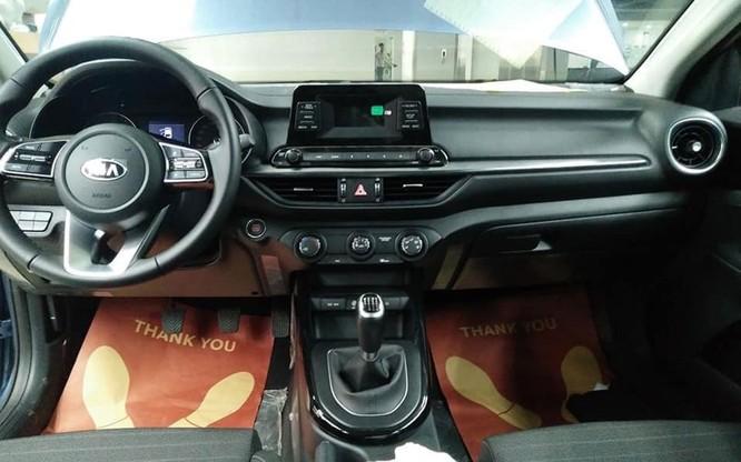 Kia Cerato 2019 bất ngờ lộ diện tại đại lý, dự kiến cuối tháng 12 ra mắt ảnh 4