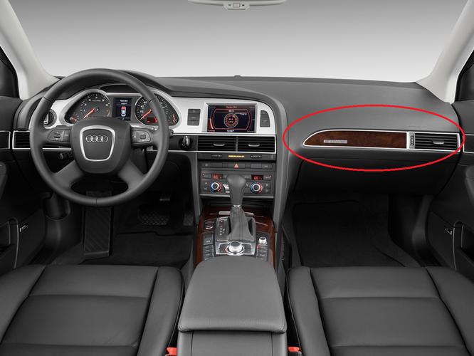 Audi Việt Nam công bố triệu hồi mẫu Audi A6 do lỗi túi khí ảnh 1