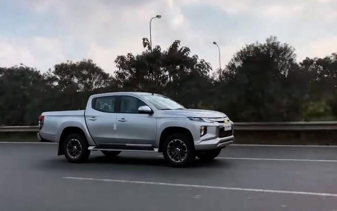 Mitsubishi Triton 2019 sẽ sớm ra mắt tại Việt Nam? ảnh 1