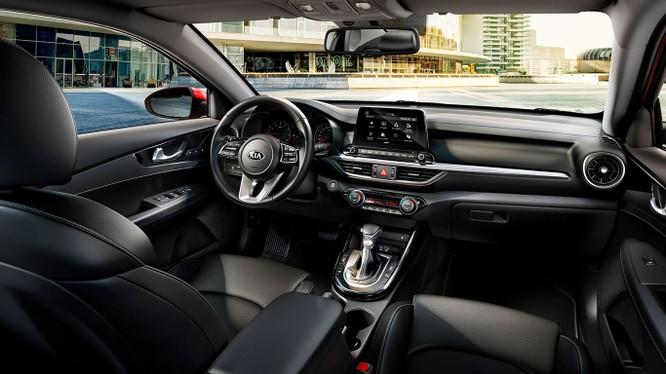 Kia Cerato 2019 đã có giá chính thức, khởi điểm 559 triệu đồng, thêm phiên bản 1.6AT ảnh 3