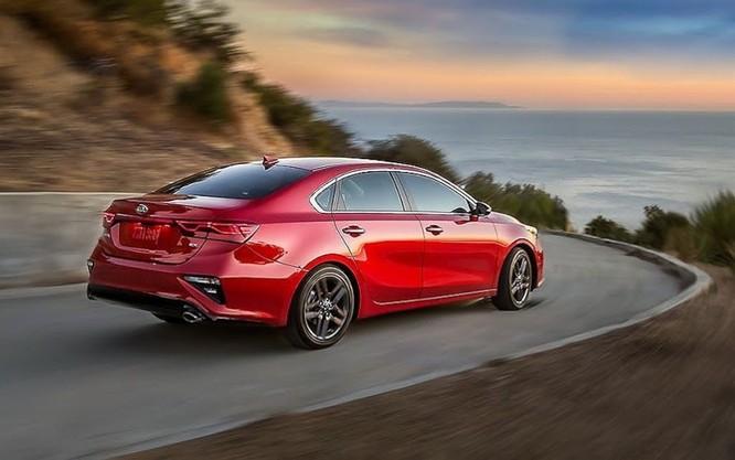 Kia Cerato 2019 đã có giá chính thức, khởi điểm 559 triệu đồng, thêm phiên bản 1.6AT ảnh 2