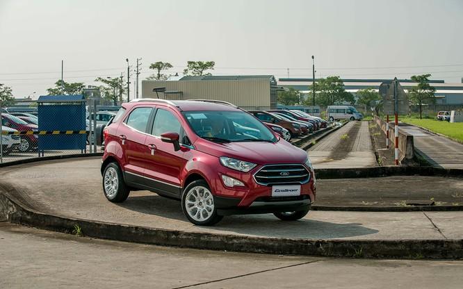 Ford EcoSport cán cột mốc 20.000 xe xuất xưởng tại Việt Nam ảnh 1