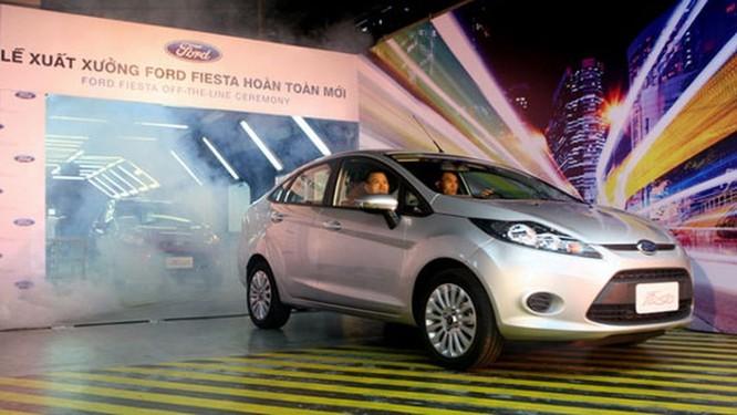 Ford Fiesta chính thức khép lại hành trình 7 năm có mặt tại thị trường Việt Nam ảnh 1