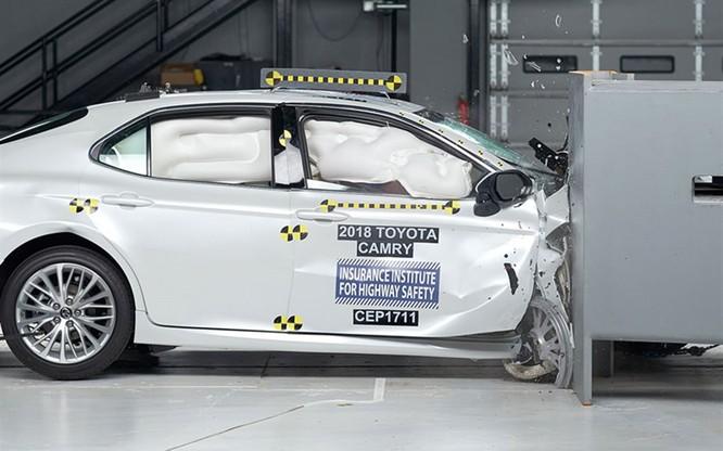 Xe Nhật, Hàn thống trị bảng xếp hạng an toàn cao nhất của tổ chức IIHS ảnh 1