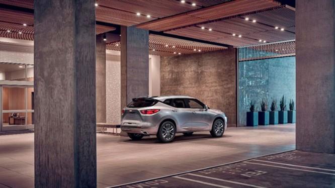 Chevrolet Blazer sẽ bán tại Thái Lan vào năm 2019, mở ra cơ hội cho người dùng Việt ảnh 3