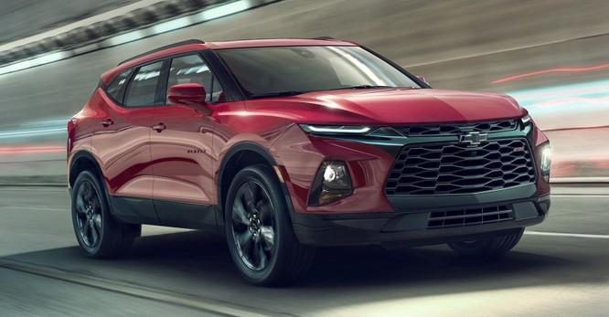 Chevrolet Blazer sẽ bán tại Thái Lan vào năm 2019, mở ra cơ hội cho người dùng Việt ảnh 4
