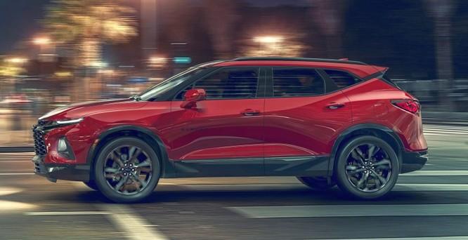 Chevrolet Blazer sẽ bán tại Thái Lan vào năm 2019, mở ra cơ hội cho người dùng Việt ảnh 1