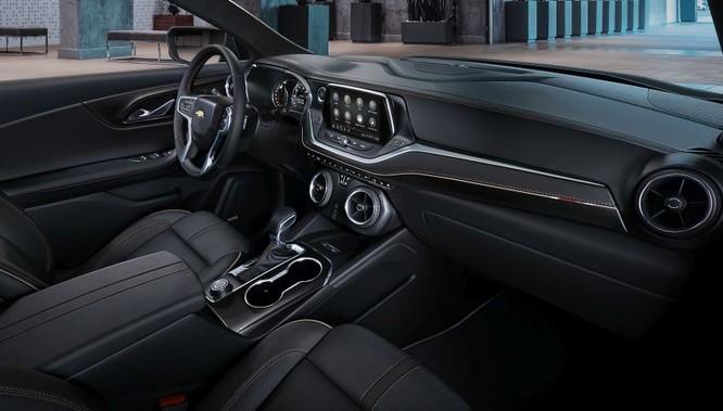 Chevrolet Blazer sẽ bán tại Thái Lan vào năm 2019, mở ra cơ hội cho người dùng Việt ảnh 2