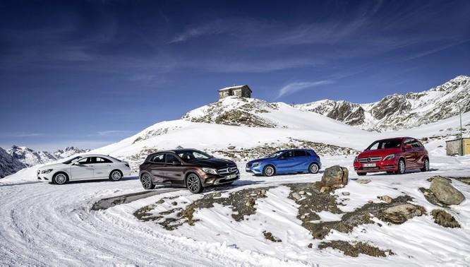 Thương hiệu Mercedes-Benz tiếp tục thống trị phân khúc xe sang tại Bắc Mỹ ảnh 3
