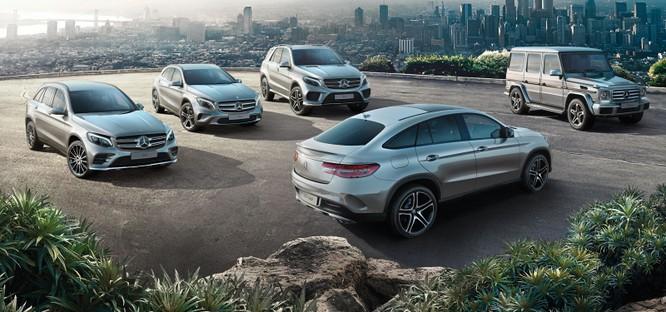 Thương hiệu Mercedes-Benz tiếp tục thống trị phân khúc xe sang tại Bắc Mỹ ảnh 2