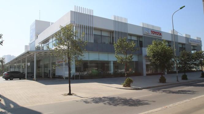 Thêm hai cái tên mới gia nhập danh sách đại lý 3S của Toyota Việt Nam ảnh 1