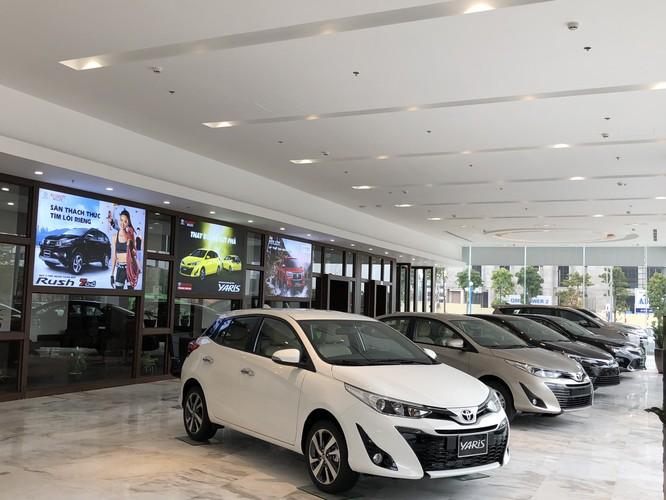 Thêm hai cái tên mới gia nhập danh sách đại lý 3S của Toyota Việt Nam ảnh 5