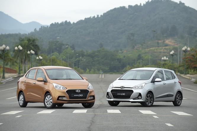 Thị trường xe nhiều biến động, xe Hyundai vẫn bán chạy gấp đôi năm 2017 ảnh 2