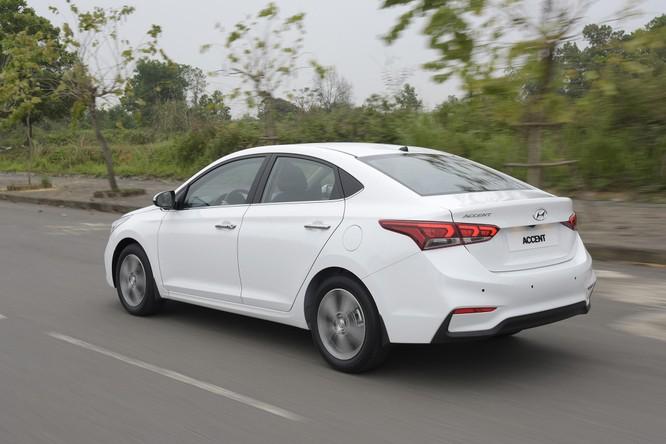 Thị trường xe nhiều biến động, xe Hyundai vẫn bán chạy gấp đôi năm 2017 ảnh 1