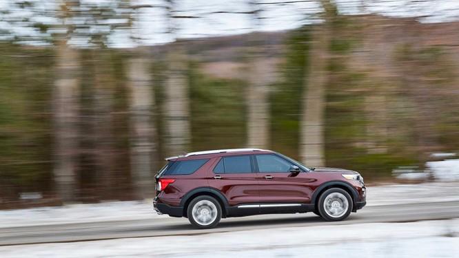 Ford Explorer 2020 chính thức trình làng, nhẹ hơn nhờ nền tảng khung gầm RWD mới ảnh 4