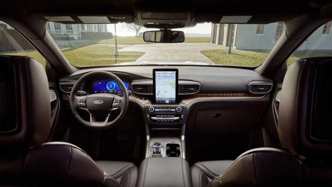 Ford Explorer 2020 chính thức trình làng, nhẹ hơn nhờ nền tảng khung gầm RWD mới ảnh 2