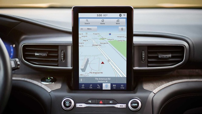 Ford Explorer 2020 chính thức trình làng, nhẹ hơn nhờ nền tảng khung gầm RWD mới ảnh 3