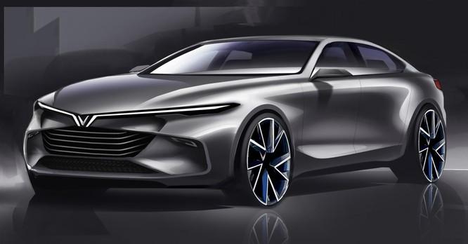 VinFast bất ngờ hé lộ loạt concept cho các mẫu xe giá phổ thông ảnh 1