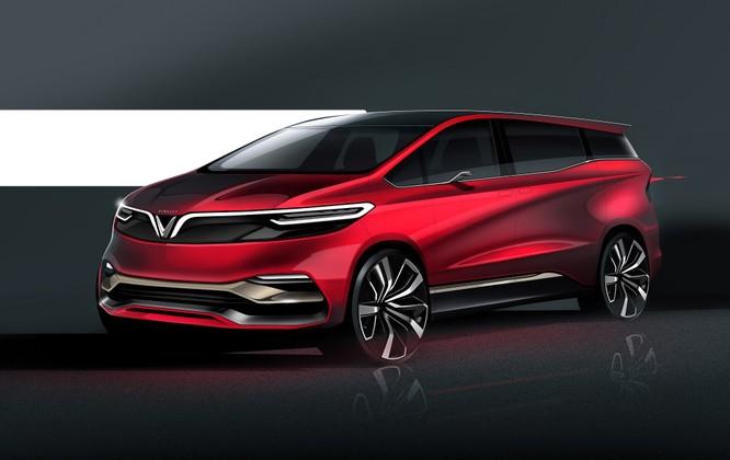 VinFast bất ngờ hé lộ loạt concept cho các mẫu xe giá phổ thông ảnh 2