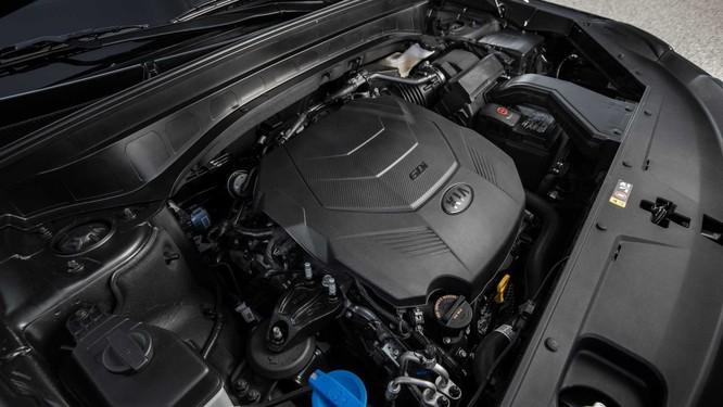 Kia Telluride 2020: Một biến thể của Hyundai Palisade ảnh 2