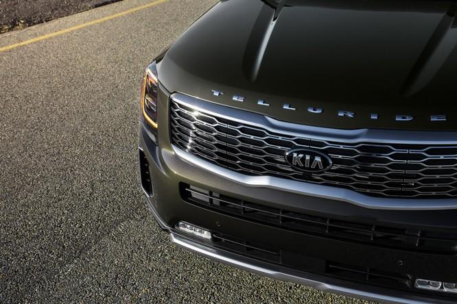 Kia Telluride 2020: Một biến thể của Hyundai Palisade ảnh 9