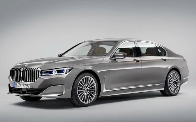 BMW 7-Series 2020 phiên bản nâng cấp bất ngờ lộ diện trước ngày ra mắt ảnh 1