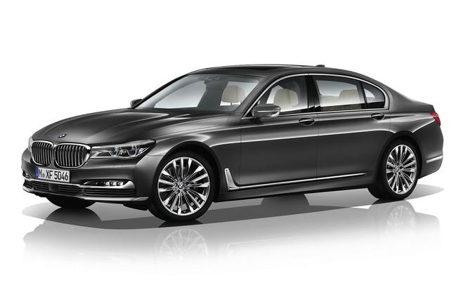BMW 7-Series 2020 phiên bản nâng cấp bất ngờ lộ diện trước ngày ra mắt ảnh 2