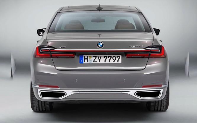 BMW 7-Series 2020 phiên bản nâng cấp bất ngờ lộ diện trước ngày ra mắt ảnh 5