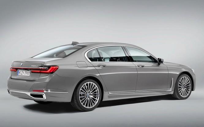 BMW 7-Series 2020 phiên bản nâng cấp bất ngờ lộ diện trước ngày ra mắt ảnh 3