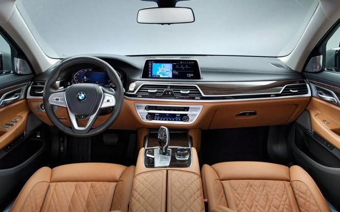 BMW 7-Series 2020 phiên bản nâng cấp bất ngờ lộ diện trước ngày ra mắt ảnh 7