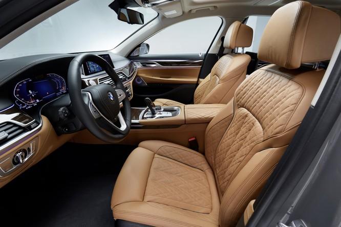 Tất tần tật về BMW 7-Series 2020 vừa được ra mắt ảnh 19