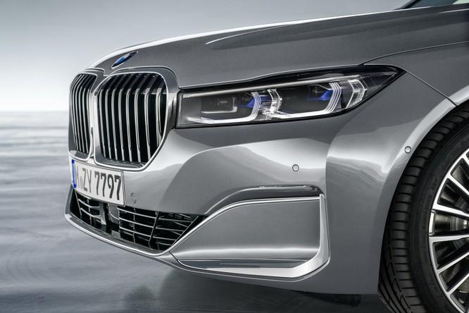 Tất tần tật về BMW 7-Series 2020 vừa được ra mắt ảnh 13