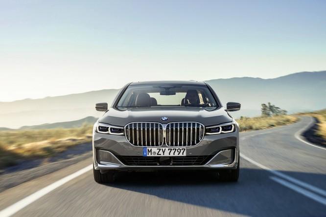 Tất tần tật về BMW 7-Series 2020 vừa được ra mắt ảnh 1