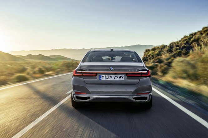 Tất tần tật về BMW 7-Series 2020 vừa được ra mắt ảnh 7