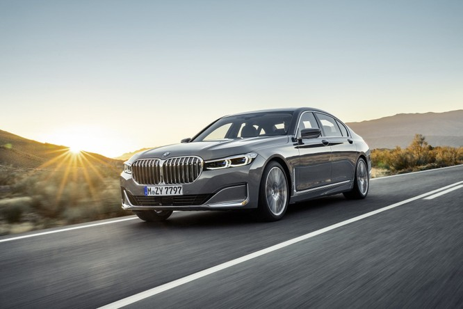 Tất tần tật về BMW 7-Series 2020 vừa được ra mắt ảnh 6
