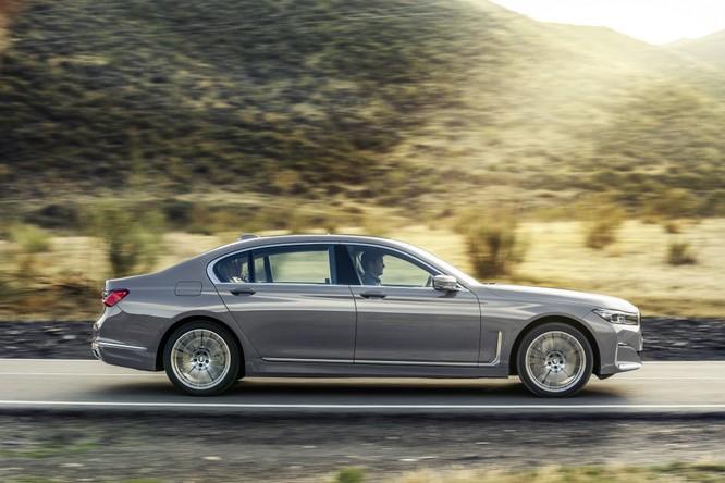 Tất tần tật về BMW 7-Series 2020 vừa được ra mắt ảnh 3