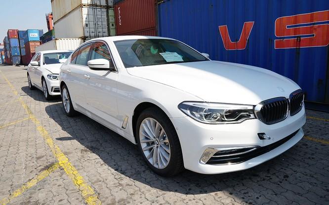 BMW 5-Series vừa về Việt Nam có gì đáng chú ý? ảnh 1