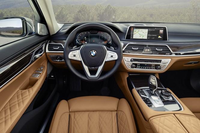 Tất tần tật về BMW 7-Series 2020 vừa được ra mắt ảnh 21