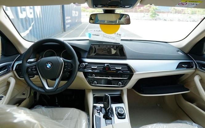 BMW 5-Series vừa về Việt Nam có gì đáng chú ý? ảnh 3