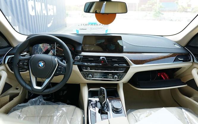 BMW 5-Series vừa về Việt Nam có gì đáng chú ý? ảnh 5