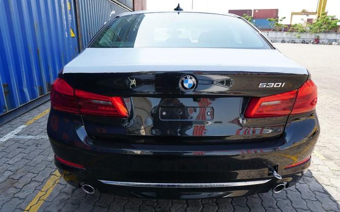 BMW 5-Series vừa về Việt Nam có gì đáng chú ý? ảnh 2