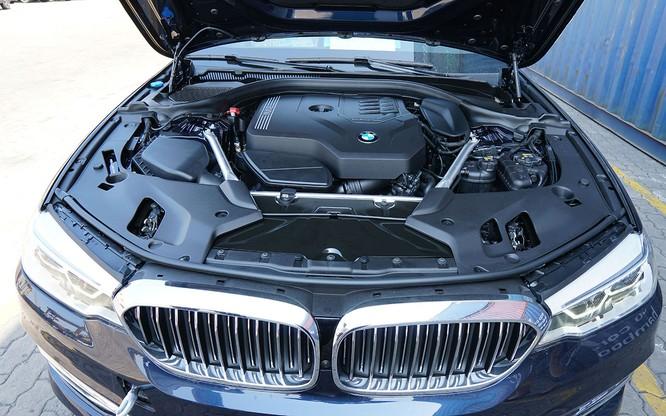 BMW 5-Series vừa về Việt Nam có gì đáng chú ý? ảnh 9