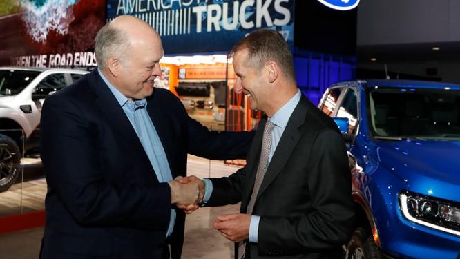 Liên minh Volkswagen và Ford sẽ tập trung vào phát triển những dòng xe nào? ảnh 1