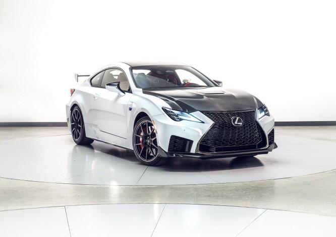 Lexus tái định nghĩa dòng RC F 2020 bằng phiên bản Track Edition ảnh 12