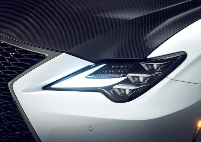 Lexus tái định nghĩa dòng RC F 2020 bằng phiên bản Track Edition ảnh 9