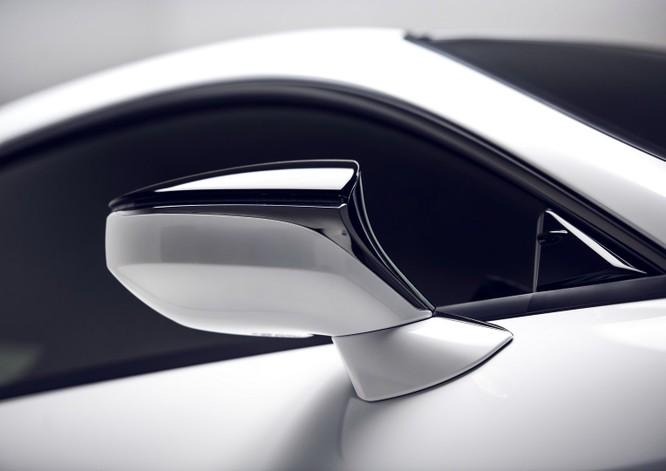 Lexus tái định nghĩa dòng RC F 2020 bằng phiên bản Track Edition ảnh 10